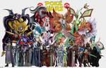 PokeWars Series One by Kweh-chan