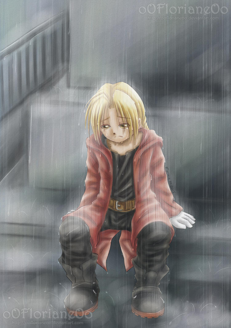 FMA - Under the Rain by oOFlorianeOo