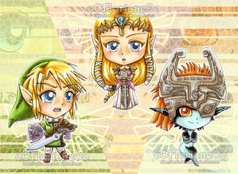 Extra-SD-Project Zelda Twilight Princess by oOFlorianeOo
