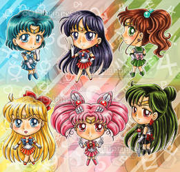 Extra-SD-Project Sailor Moon (part 2)