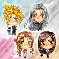 Extra-SD-Project FFVII-Remake