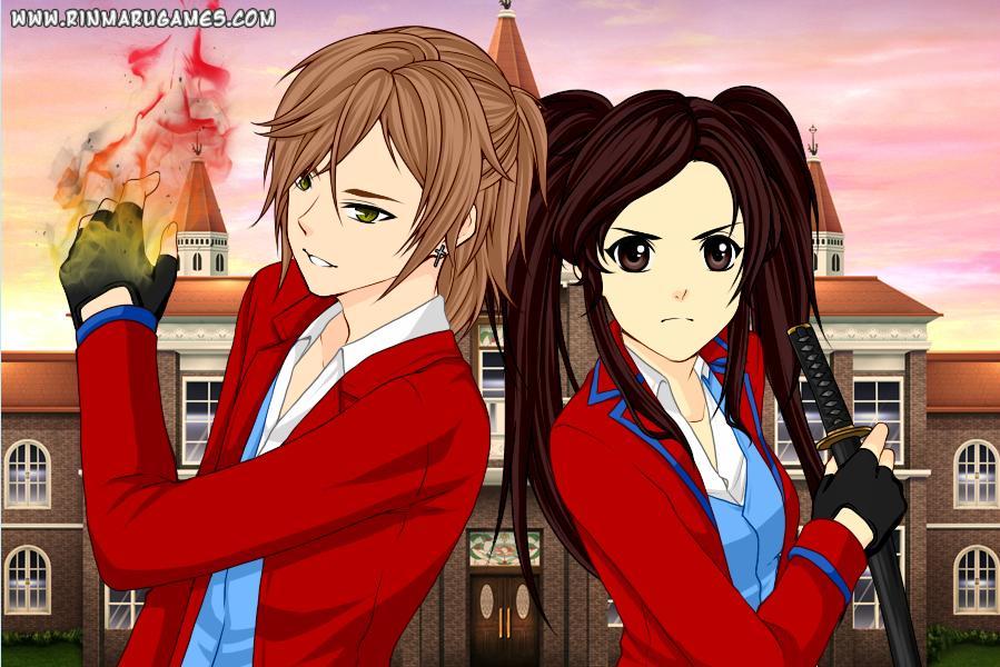 Manga Anime Rinmaru Games By Makyras On Deviantart
