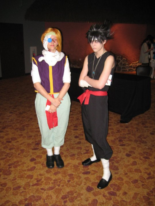 The Makai invades ColossalCon by Firegirl0333