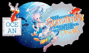 The sea of dreams by gabygomita