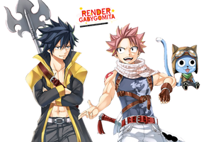 FAIRY TAIL RENDER