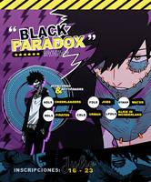 [Black Paradox] Concursos / Actividades by gabygomita