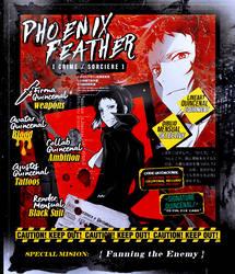 Phoenix Feather - Crime Sorciere