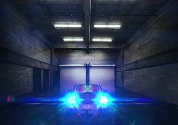 Garaged Miata