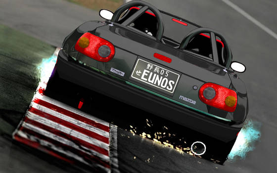 Race Miata