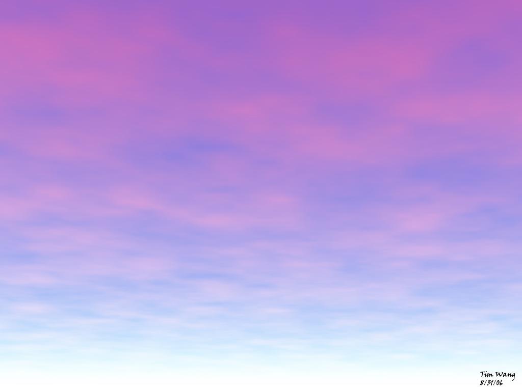 Simple Sky
