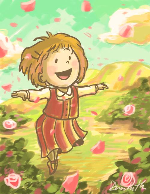 The Rose Garden by LittleTribe