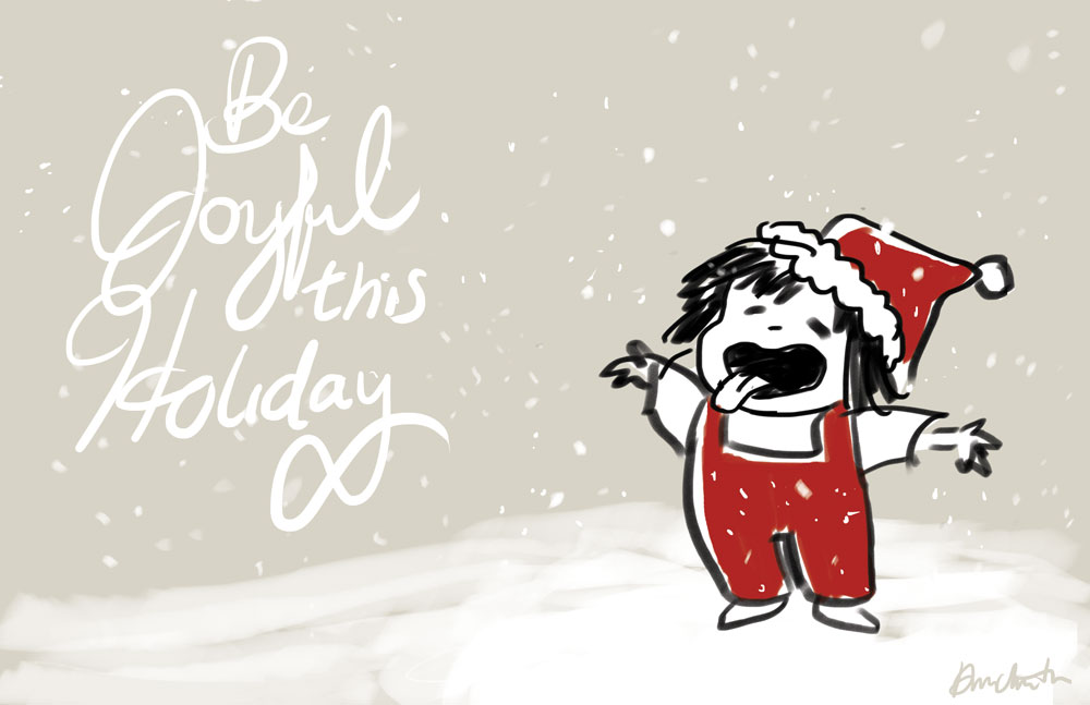 Joyful Holiday by LittleTribe