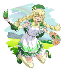 Paint Your Dreams - Happy Birthday LeniL!