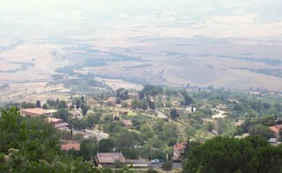 Italian view by derodeschoentjes
