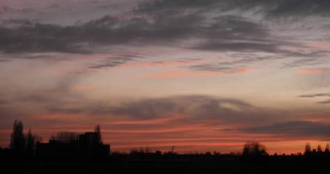 Sunset I by derodeschoentjes