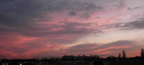 Sunset II by derodeschoentjes