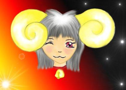 Znak zodiaku- Baran by lifeissweetchocolade