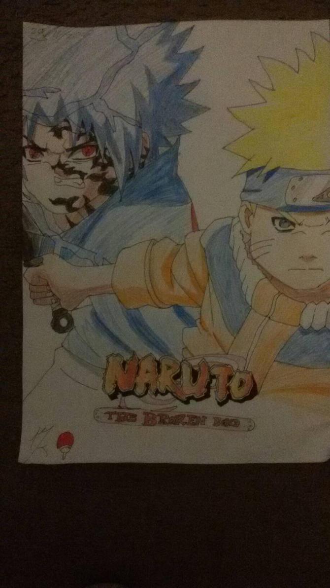 Naruto the broken bond. by Uchihaworior13