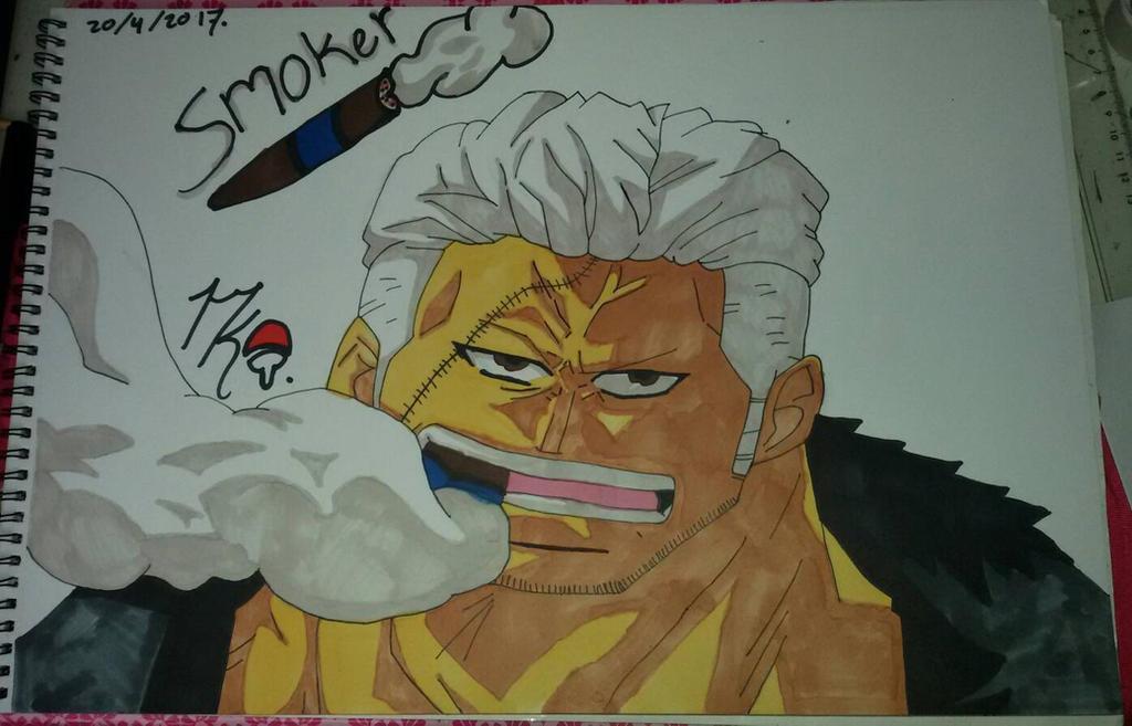 One piece Smoker.  by Uchihaworior13