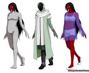 Sahiam Reference by Comicker-Kai