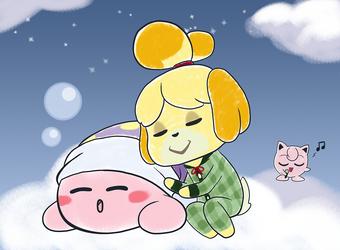 Nap Time by Comicker-Kai
