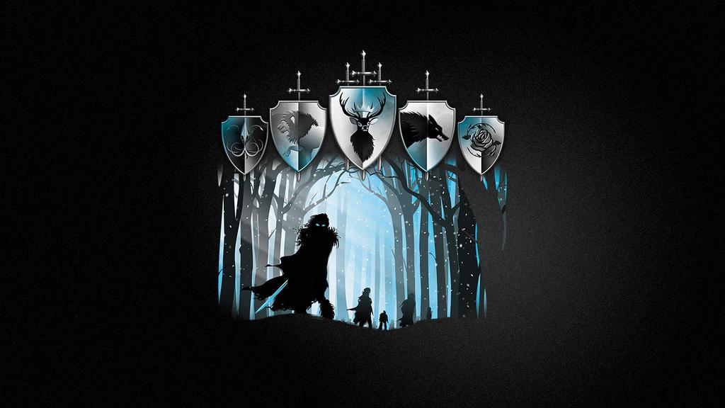 White Walkers By Kordelia On DeviantArt