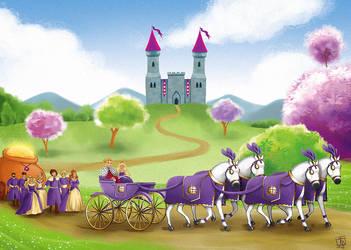 the castle team by Kordelia