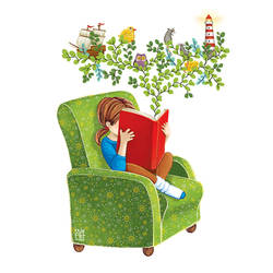 bookreading by Kordelia