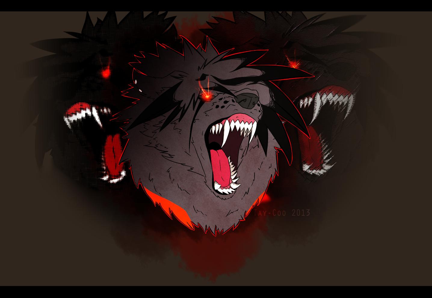 Zero Blackfire by Boo-Tay