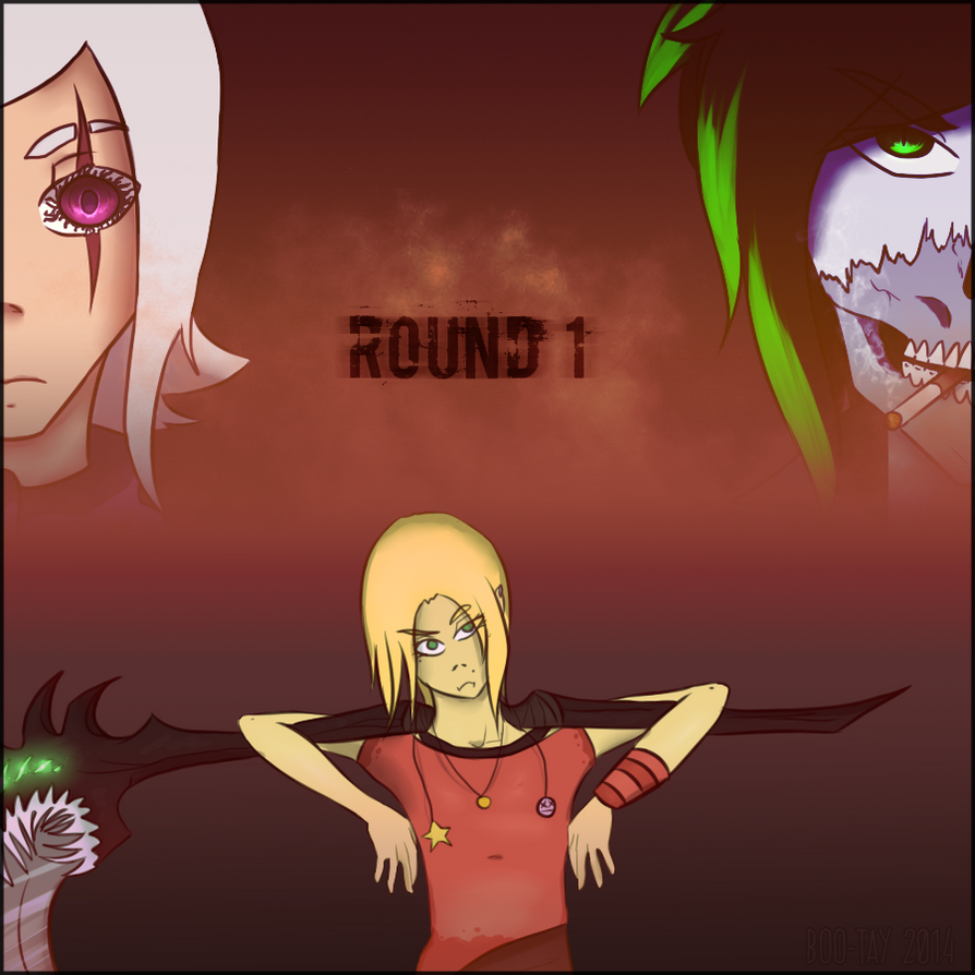 AA - Round 1 Cover by Boo-Tay