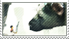 The Last Guardian Stamp by Boo-Tay