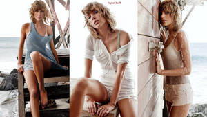 Taylor Swift For GQ Magazine