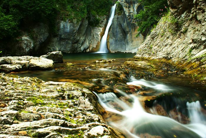 Waterfall by LePianiste