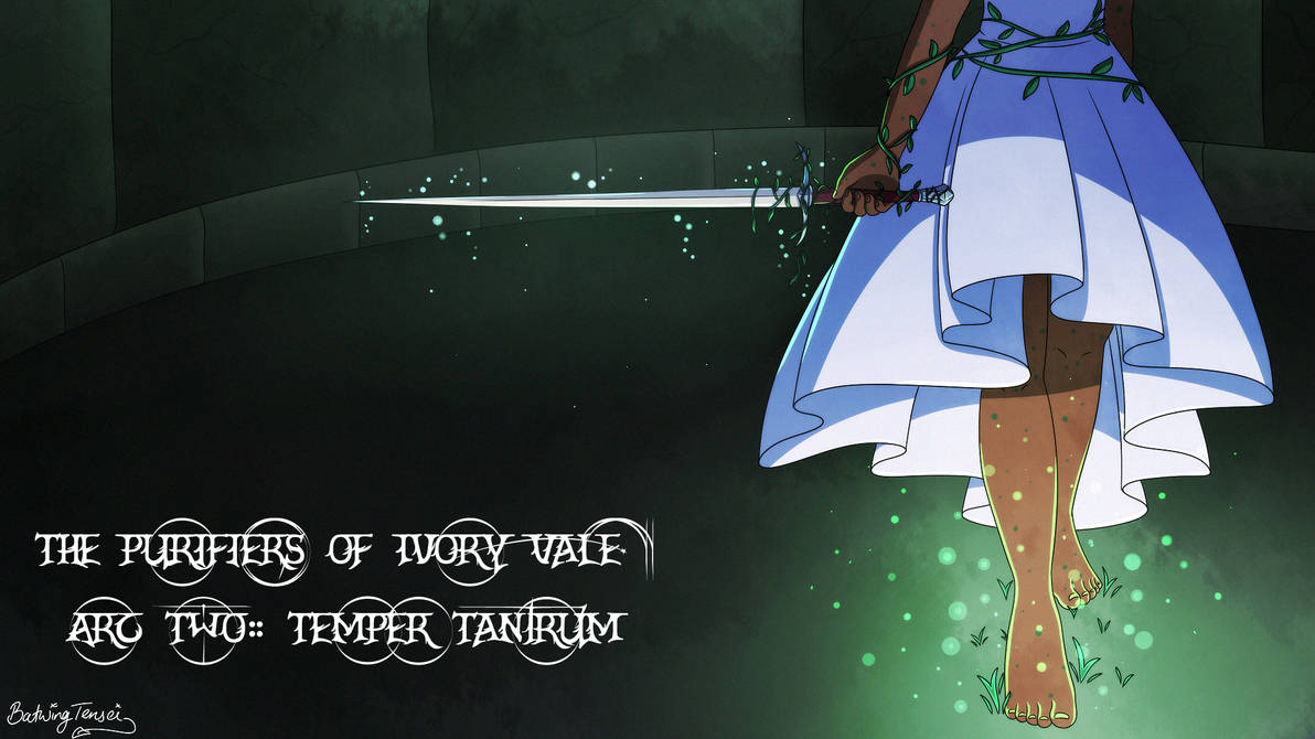 [DnD] Ivory Vale: Arc 2 Cover