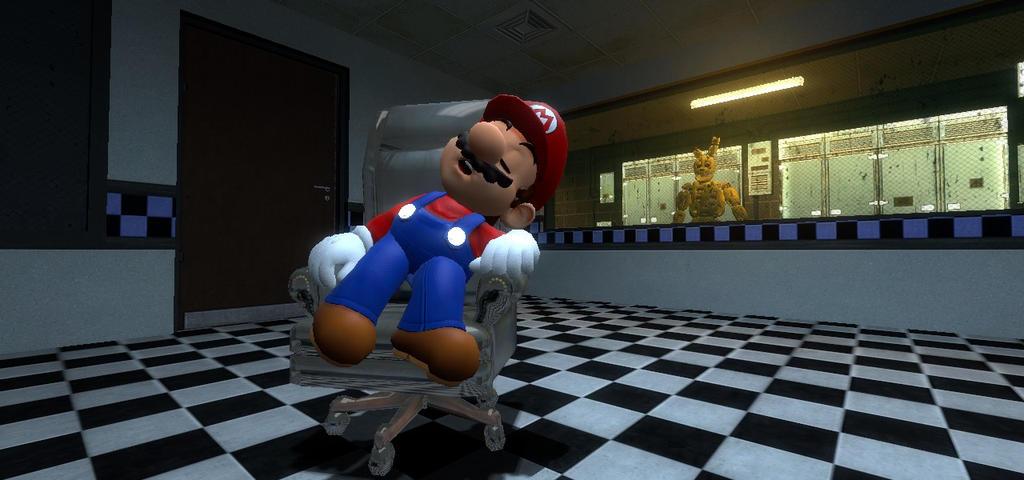 Mario? .... Mario?!!! ..... MARIO!!!!! by Zorra-Lombardi