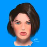 Jill Valentine RE3 Fan Art