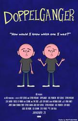 Doppelganger - Karl Pilkington Fan Poster by M-Kow