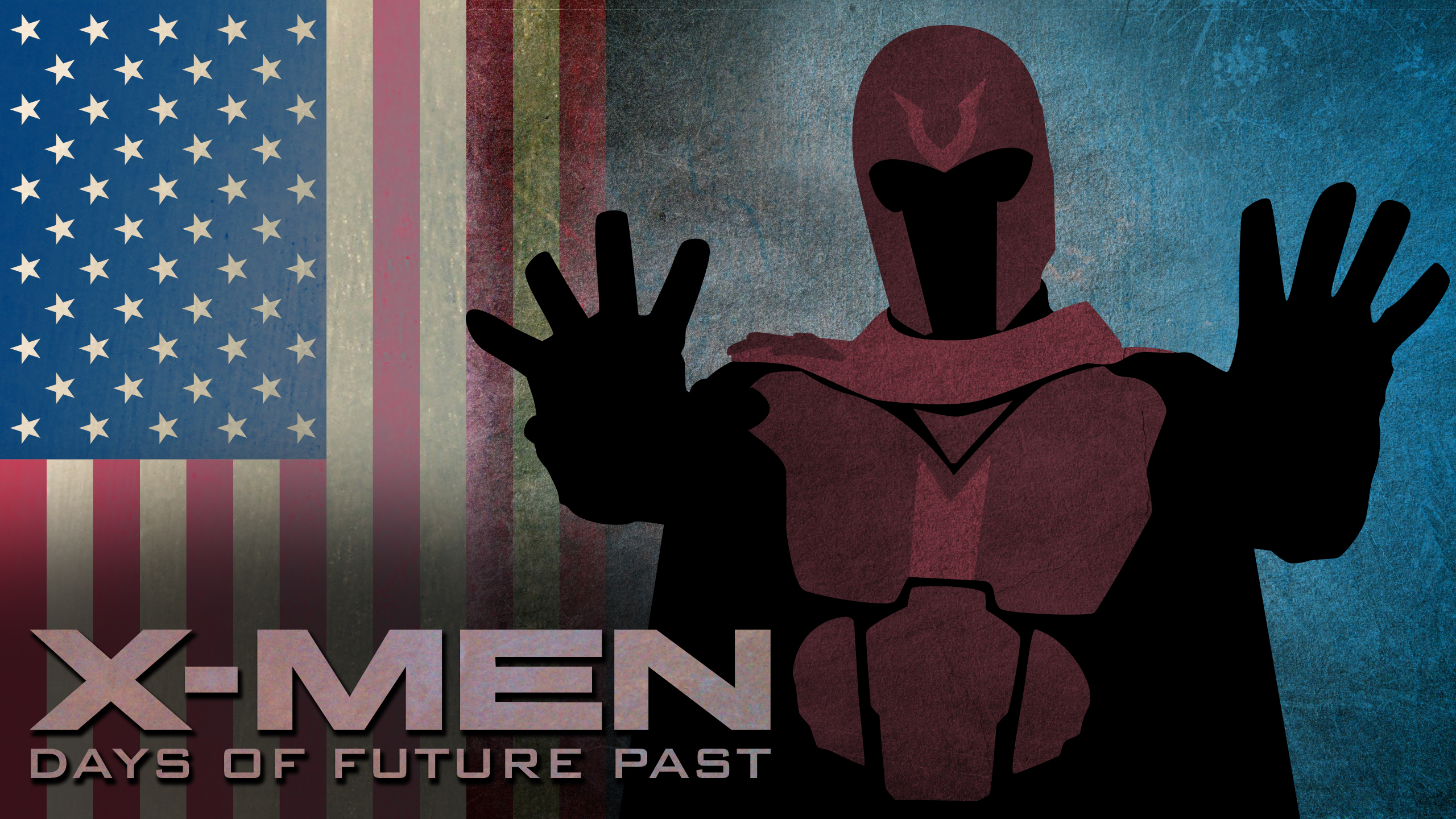 X Men Days Of Future Past Wallpaper: Magneto Wallpaper By M-Kow On