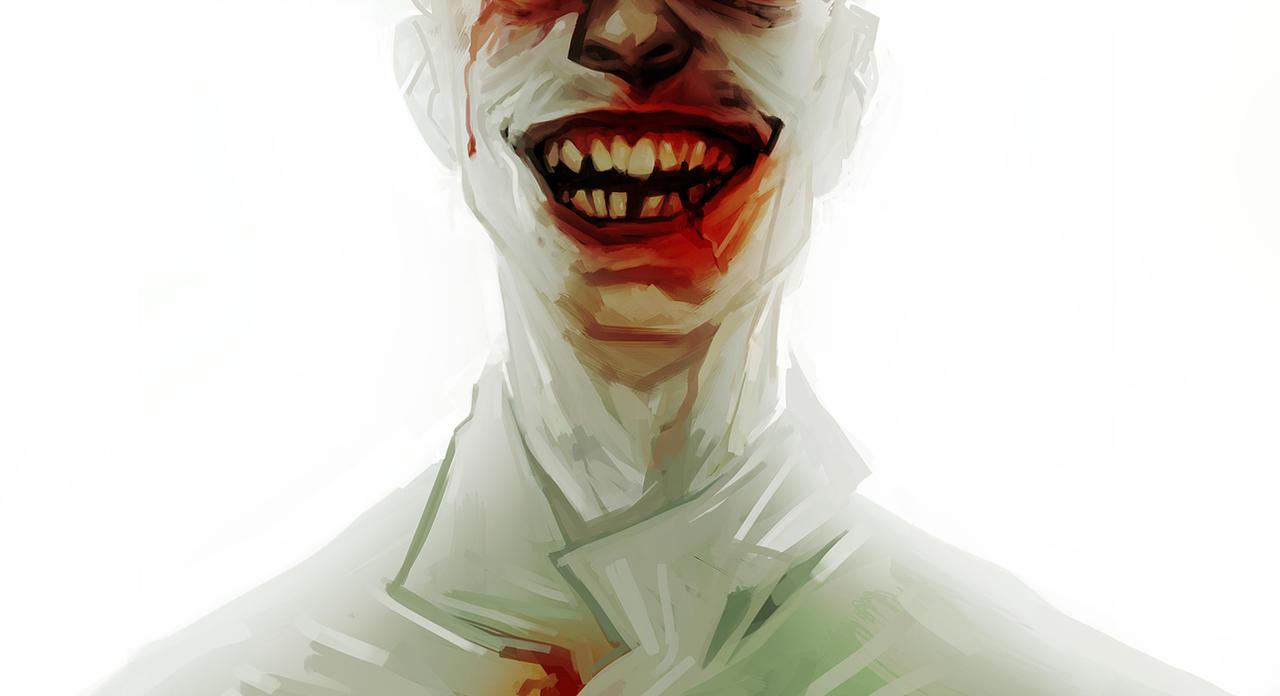 Smile by znodden