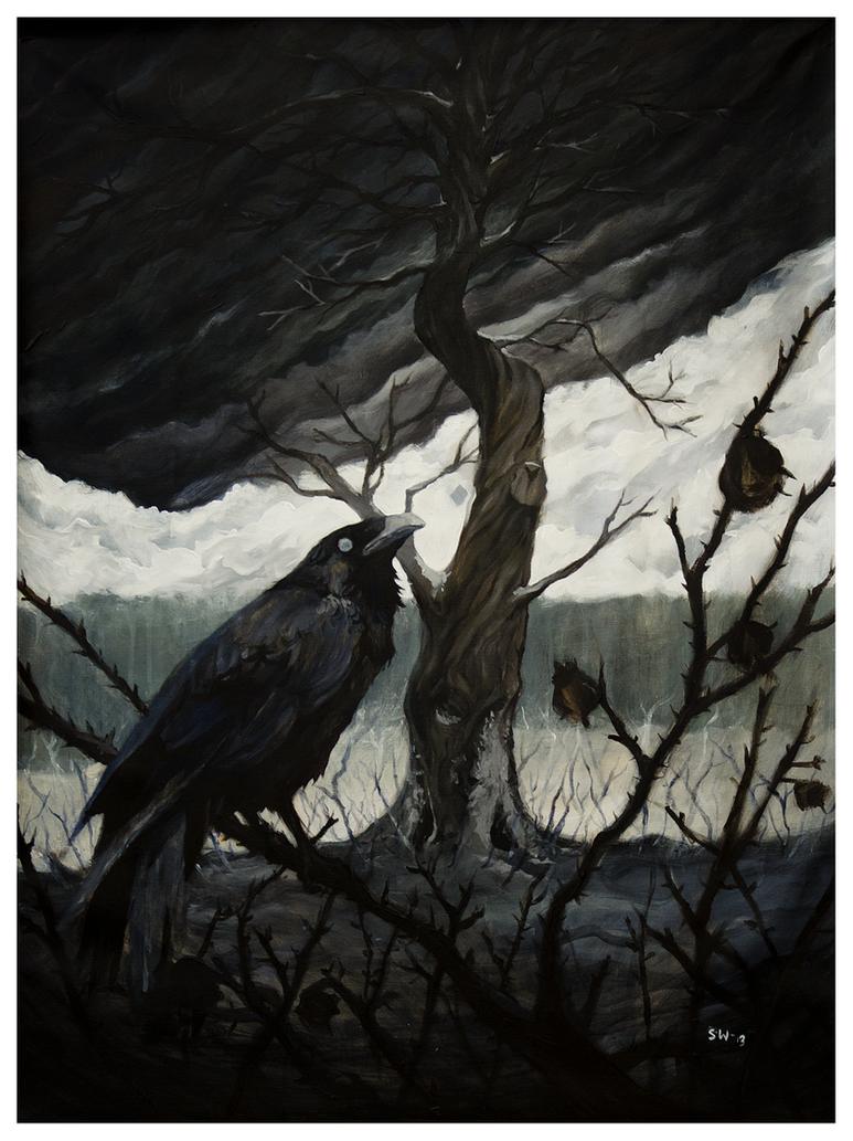 Crow by znodden