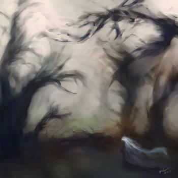 Darkwood by kungfoowiz