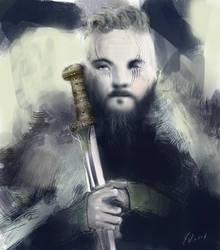 Ragnar Study by kungfoowiz