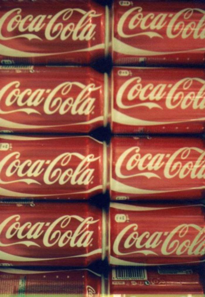 coca-cola custom box by She-Foxy
