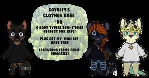 Clothes Base 2016