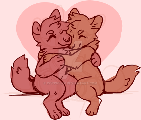 Valentine S Day Ych 30 By Coywolfy On Deviantart
