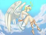 Angel!Ukraine by mairicha