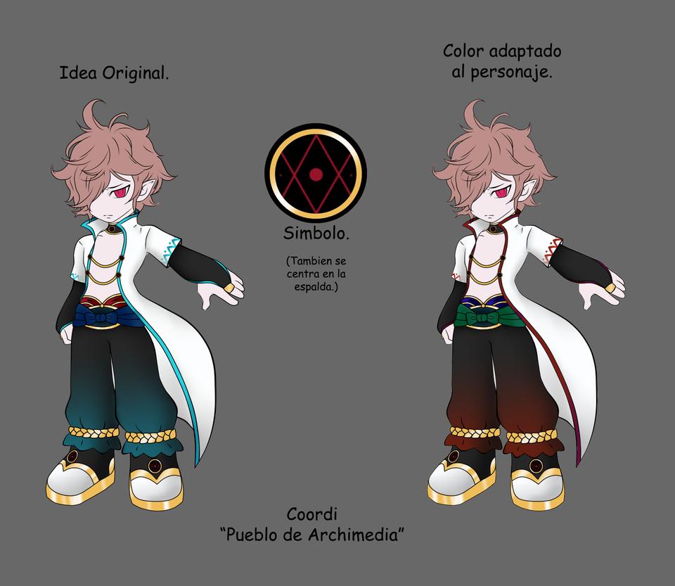 GC_Coordi idea!_Pueblo_de_Archimedia by Eurichi