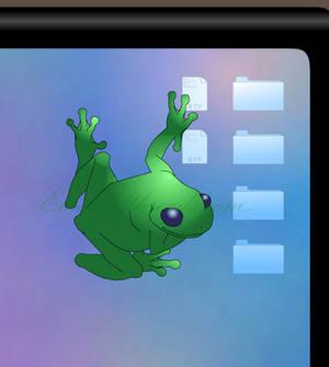Desktop Frog