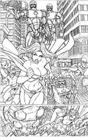 UNCANNY X-MEN page 001 by nathanscomicart