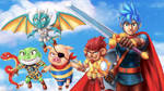 Monsterboy and the Cursed Kingdom fan art by Neal-Akuma